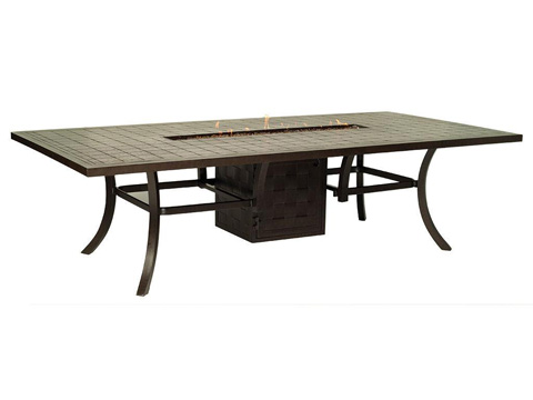 Castelle - Rectangular Dining Table - VRF108WL