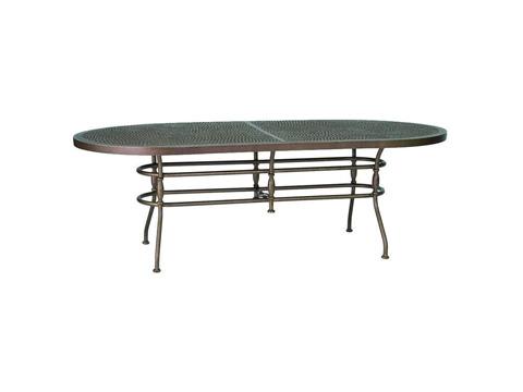 Image of Veranda Oval Dining Table