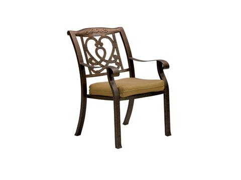 Castelle - Madrid Cast Dining Chair - 3800K