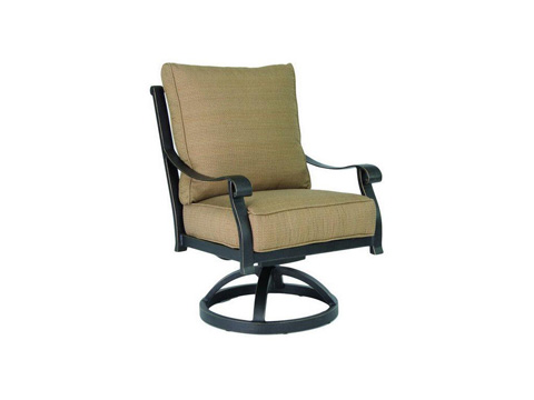 Image of Madrid Cushion Swivel Rocker