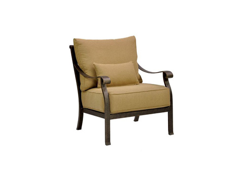 Image of Madrid Cushion Lounge Chair