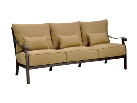 Image of Madrid Cushion Sofa