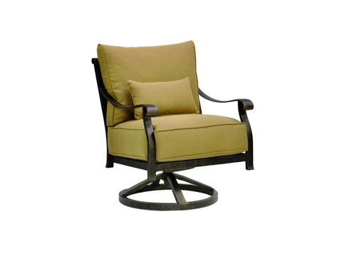 Image of Madrid Cushion Lounge Swivel Rocker