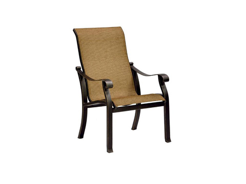 Image of Madrid Sling Dining Chair