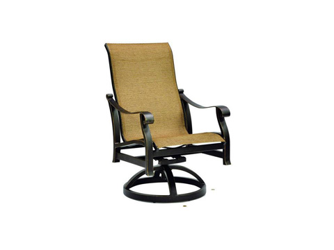 Castelle - Madrid Sling Swivel Rocker - 3897S