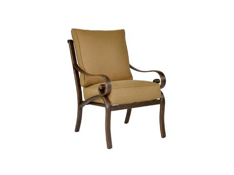 Image of Veracruz Cushion Dining Chair