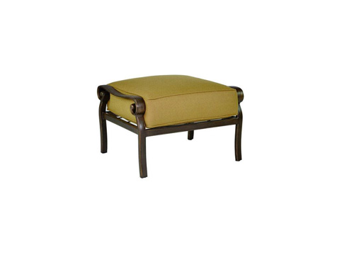Castelle - Veracruz Cushion Ottoman - 4013T