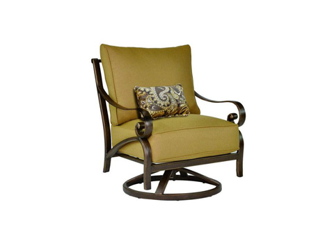 Image of Veracruz Cushion Lounge Swivel Rocker