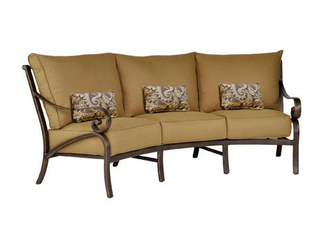 Image of Veracruz Cushion Crescent Sofa