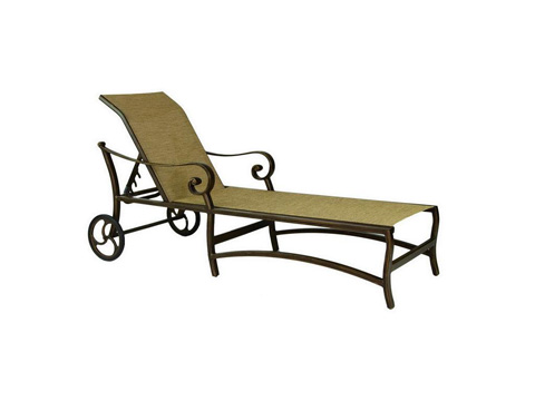 Image of Veracruz Sling Chaise Lounge