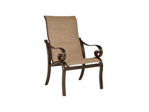 Image of Veracruz Sling Dining Chair