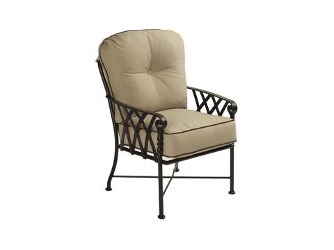 Castelle - Veranda Cushion Dining Chair - 4306T