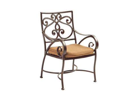 Image of Lucerne Cast Dining Chair