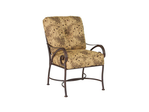 Image of Lucerne Cushion Dining Chair