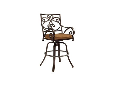Image of Lucerne Swivel Barstool