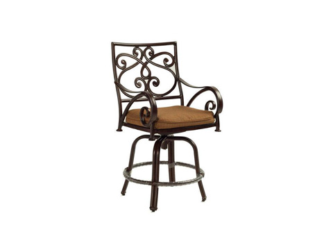 Image of Lucerne Swivel Counter Stool