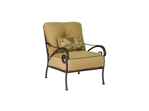 Image of Lucerne Cushion Lounge Chair