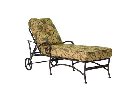 Image of Lucerne Cushion Chaise Lounge