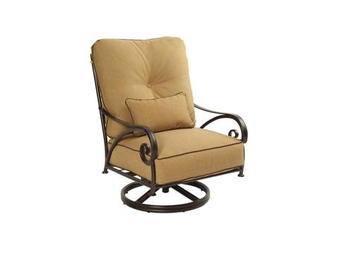 Castelle - Lucerne Cushion Lounge Swivel Rocker - 4716T