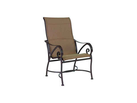 Image of Lucerne Sling Dining Chair