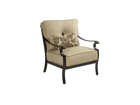 Castelle - Monterey Cushion Lounge Chair - 5810T