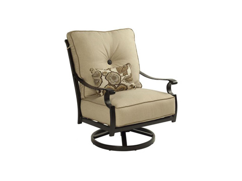 Image of Monterey Cushion Lounge Swivel Rocker