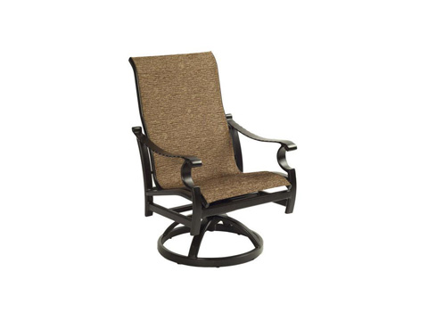 Image of Monterey Sling Swivel Rocker