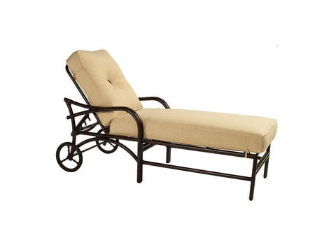 Image of Sundance Cushion Chaise Lounge