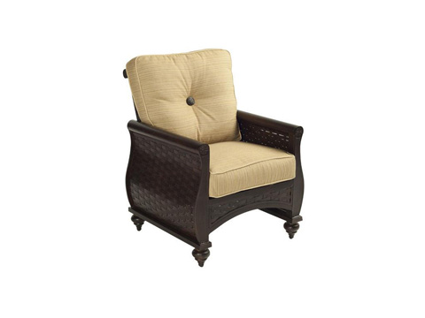 Image of French Quarter Cushion Dining Chair