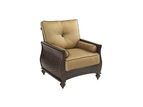 Castelle - French Quarter Cushion Lounge Chair - 6810T