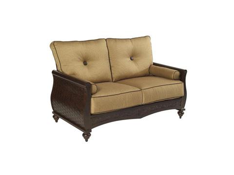 Image of French Quarter Cushion Loveseat