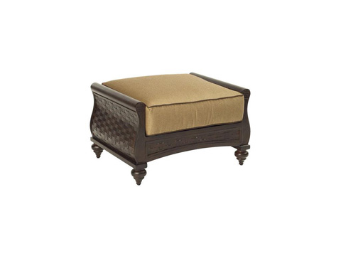 Image of French Quarter Cushion Ottoman