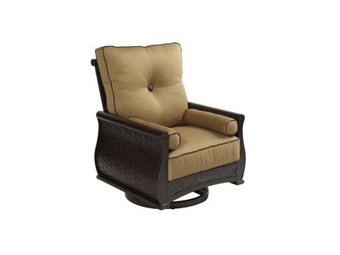 Image of French Quarter Cushion Swivel Rocker