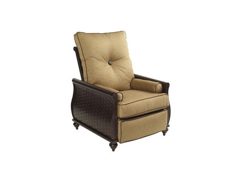 Image of French Quarter Cushion Chair Recliner