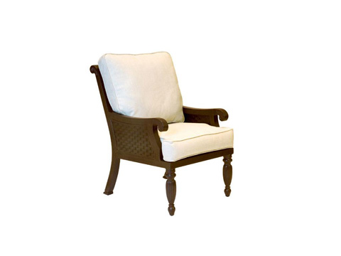 Image of Jakarta Cushion Dining Chair