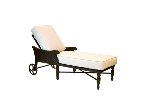 Image of Jakarta Cushion Chaise Lounge