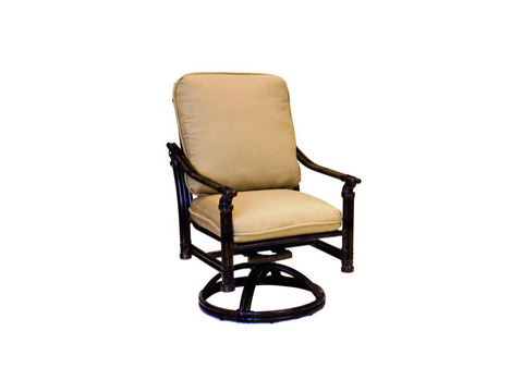 Image of Coco Isle Cushion Swivel Rocker