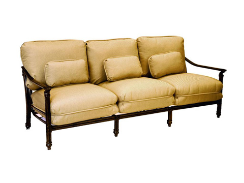 Castelle - Coco Isle Cushion Sofa - 8814J