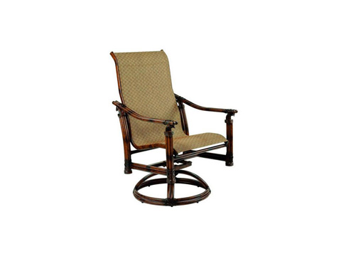 Image of Coco Isle Sling Swivel Rocker