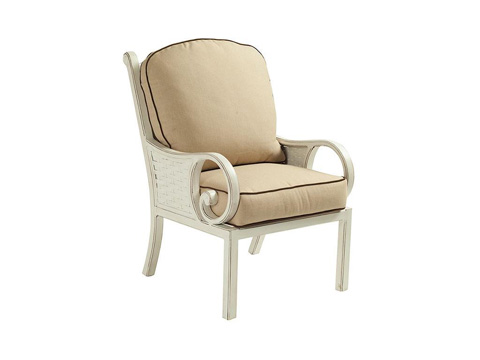 Image of Riviera Cushion Dining Chair