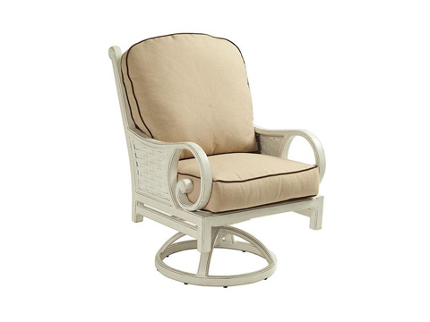 Image of Riviera Cushion Swivel Rocker