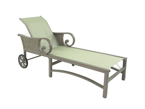 Castelle - Riviera Sling Chaise Lounge - 9232S