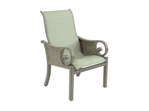 Image of Riviera Sling Dining Chair