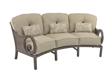 Image of Riviera Crescent Sofa