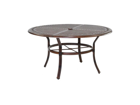 Castelle - 48' Round Dining Table - LCD48