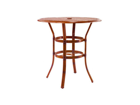 Castelle - 42' Round Bar Table - LCH42