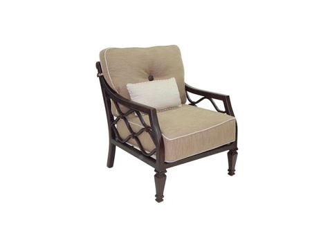Castelle - Villa Bianca Cushioned Lounge Chair - 1110T