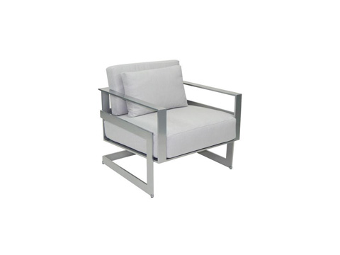 Castelle - Eclipse Cushioned Lounge Chair - 1710R