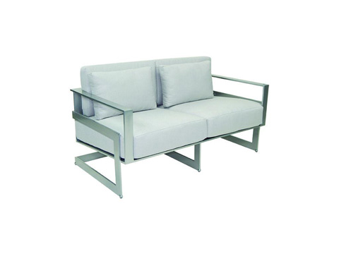 Image of Eclipse Cushioned Loveseat