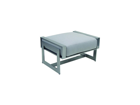 Image of Eclipse Cushioned Ottoman